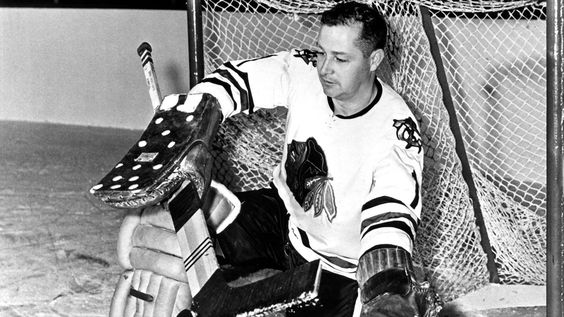 1962: Chicago Blackhawks goaltender Glenn Hall makes his 502nd consecutive NHL regular-season start but has to leave the game against Boston in the first period because of a back injury. He's replaced by Denis DeJordy, and the Blackhawks tie the Bruins 3-3.
