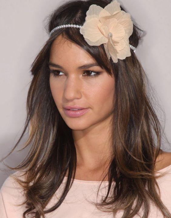 Amazing Headband Hairstyle New Trend Summer Style Simple For Long Short Short Hairstyles Gunalazisus