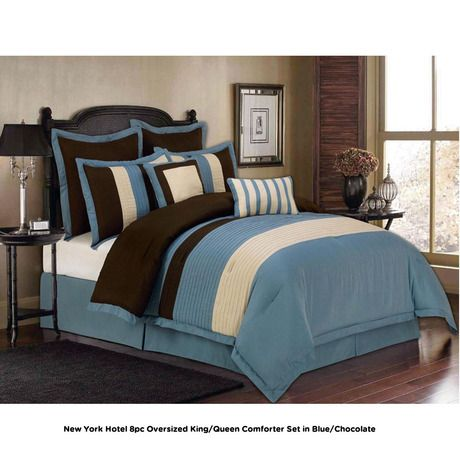 I found this amazing New York Hotel 8pc Comforter Set at nomorerack.com for 66% off. Sign up now and receive 10 dollars off your first purchase