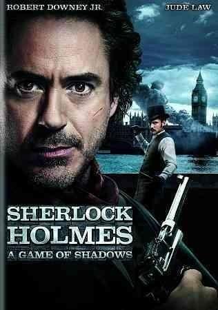 SHERLOCK HOLMES:GAME OF SHADOWS