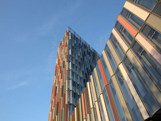 KFW Bank... Frankfurt, Germany...