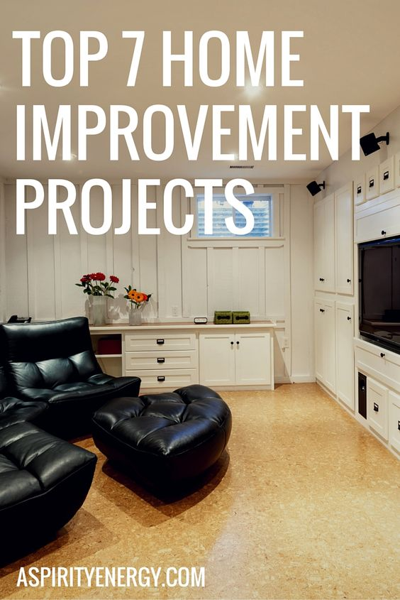 Best return on home improvement projects