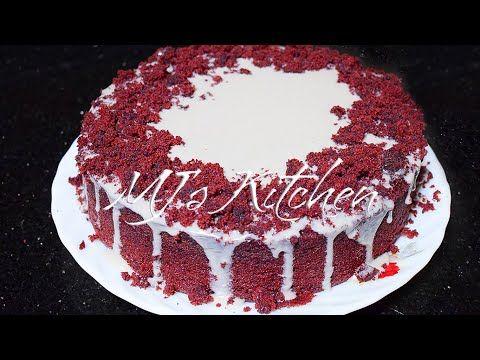 Red Velvet Cake In Microwave Oven In Just 8 Minutes Youtube Microwave Cake Cake Velvet Cake