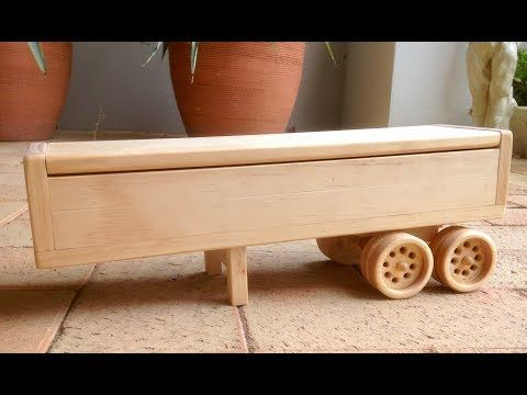 Ch Littlewoodshop Cory Hauser Made This Video Building A Model Truck From Www Aschisworkshop Com Plans Wooden Toys Plans Wooden Toys Wooden Toy Boxes