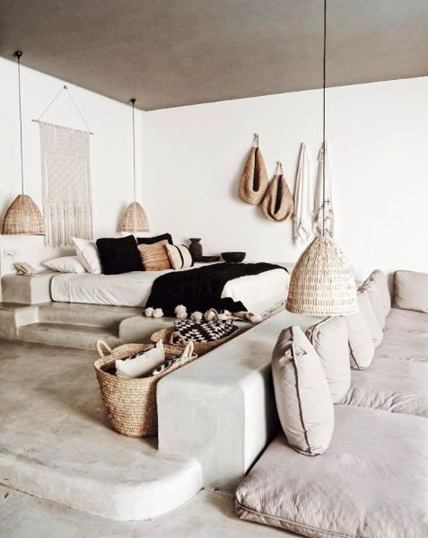 Rustic Luxe Modern Minimal Home Design Home Bedroom Bedroom Interior Home Interior Design