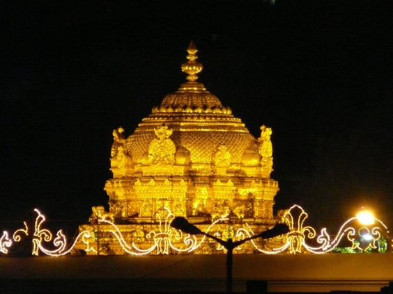 Tirumala Venkateswara Temple (India)