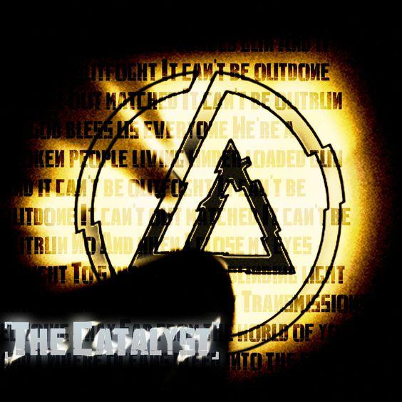 Linkin Park – The Catalyst (single cover art)