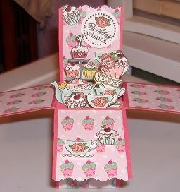 Mary Lee's Stamping: More card in a box