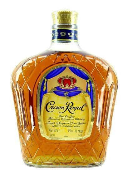 Crown Royal. The reigning monarch King George VI, and his wife, Queen Elizabeth, visited Canada in 1939. Crown Royal was introduced that year by Samuel Bronfman, President of Seagram as a tribute to the royal visit. It was available only in Canada until 1964. Love crown. ❤️