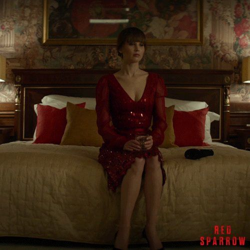 March 2 Red Sparrow