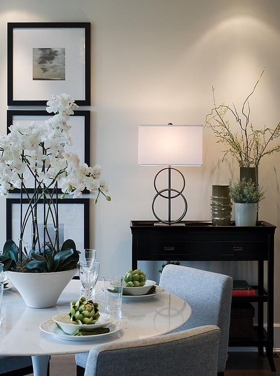 Home Staging before and after photos:
