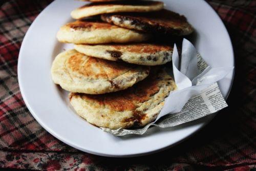 Korean Sugar Pancakes