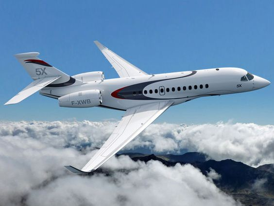 The 5 Most Outrageous Business Jets