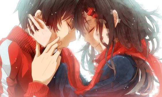 Shintaro and Ayano (Kagerou Project)