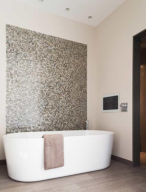 7 Bathroom Tile Ideas To Steal Bathroom Feature Wall Stylish Bathroom Bathroom Trends