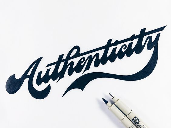 Authenticity by Christopher Craig