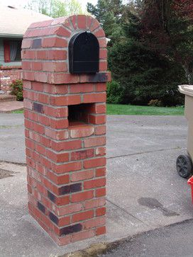 brick mailbox design ideas pictures remodel and decor page 3 for the home pinterest