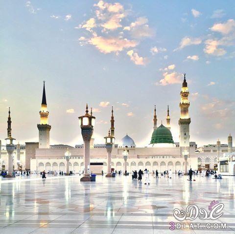 أجمل صور ي حبها قلب المسلمين أنها صور المدينة المنورة فى همسات الصباح اللهم ارزقنا بعمرة Beautiful Mosques Medina Mosque Masjid