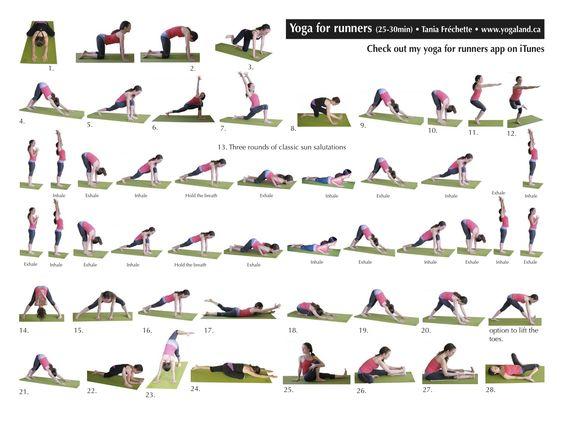 10 Best Yoga Images On Pinterest