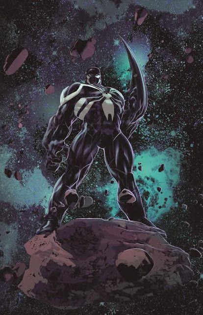Veja só uma prévia de Venom, Guardiões do Infinito e MoonGirl e o Dinossauro Demônio ~ Universo Marvel 616