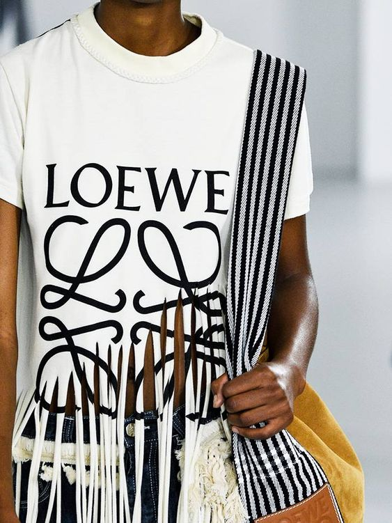 Loewe does Logomania