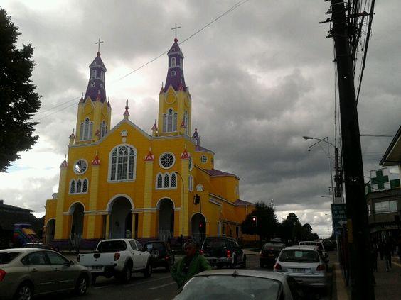 Castro Chiloe