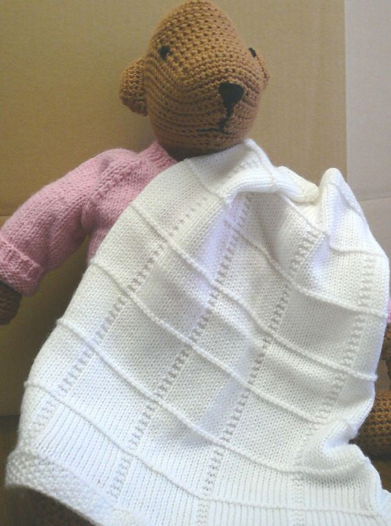 Free Baby Knitting Patterns Dk : Baby afghans, Plymouth and Afghans on Pinterest