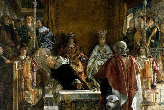 La conquista del reino Nazarí de Granada y  la incorporación del reino de Navarra 2f3e658ae1a8d1db2a6801de9ae2406d