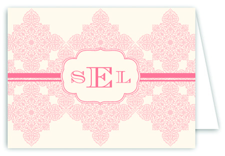 Personalize stationary-- the touch of a lady