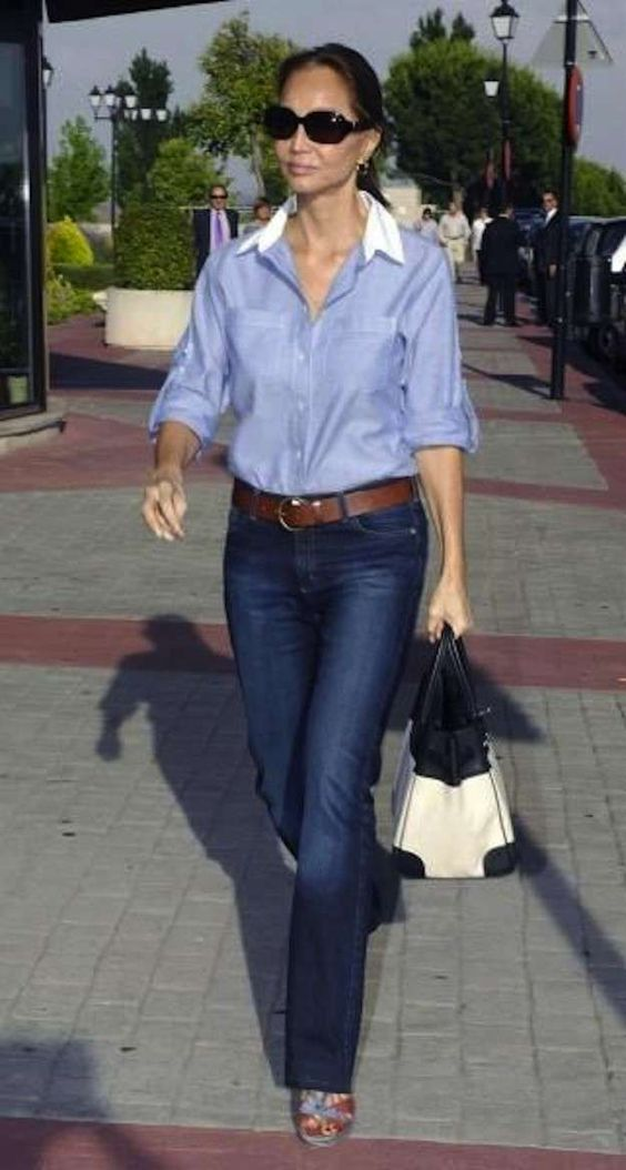 El estilo único de Isabel Preysler: fotos de los looks (34/47) | Ellahoy #womensfashion40yearoldclassy