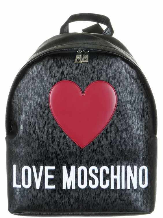 sac dos love moschino jc4170 sac dos pinterest sac a main love and moschino. Black Bedroom Furniture Sets. Home Design Ideas