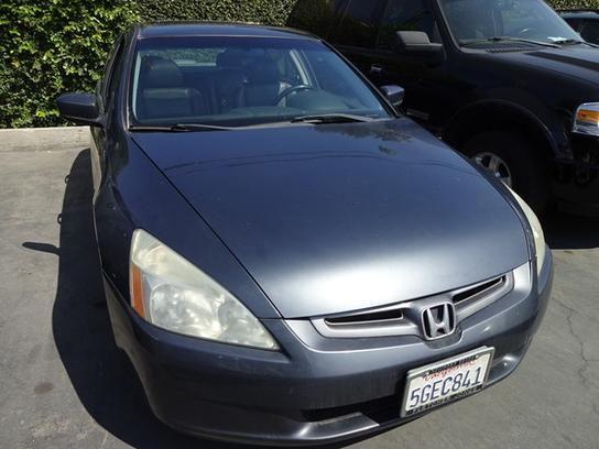 2004 Honda Accord Ex V6 >> Sedan 2004 Honda Accord Ex V6 Sedan With 4 Door In Torrance