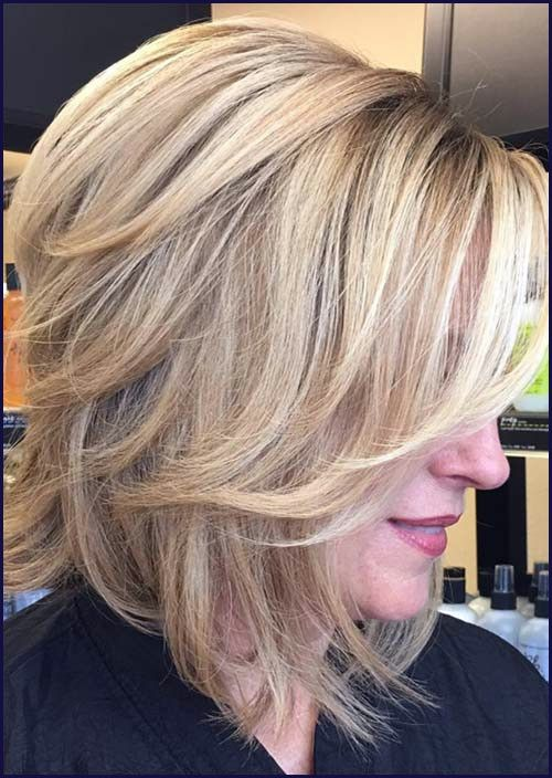 Hairstyles For 45 Year Old Woman 2019 Lovely Top 51 Haircuts Hairstyles For Women Over 50 Blonde Hair Over 50 Haircuts For Medium Hair Older Women Hairstyles