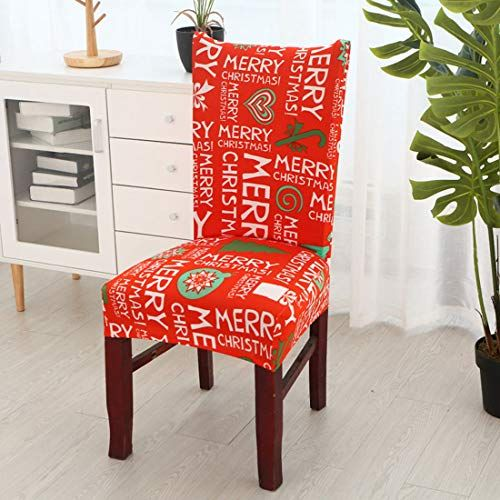 Elastic Chair Seat Cover Spandex Dining Wedding Party Kitchen Home Decors