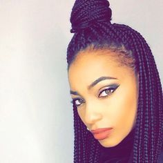 Love Braided hairstyles for black girls? wanna give your hair a new look? Braided hairstyles for black girls is a good choice for you. Here you will find some super sexy Braided hairstyles for black girls,  Find the best one for you, #braidedhairstylesforblackgirls #Hairstyles #Hairstraightenerbeauty https://www.facebook.com/hairstraightenerbeauty