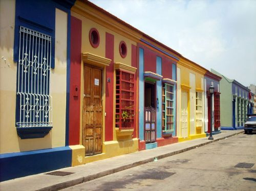 Can u guess where this is? This is my Dad's home town of Maricaibo, Venezuela.....visited 2 times...want to go back!