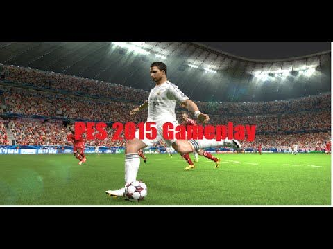 PES 2016 Gameplay My First Game #1
