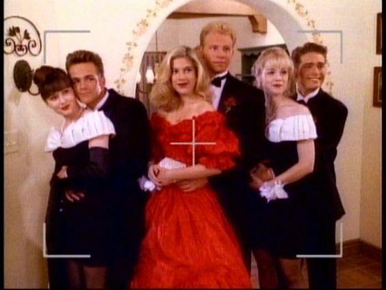 Resultado de imagen para beverly hills 90210 1x21