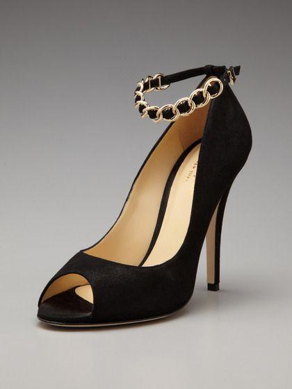 kate spade new york shoes  Portia Peep Toe Pump