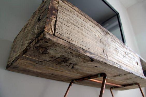 meuble tv table basse umesh en bois de palette recycl. Black Bedroom Furniture Sets. Home Design Ideas