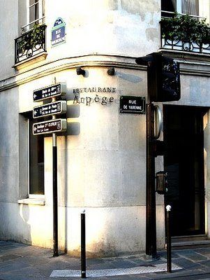 L'Arpege, París, Francia