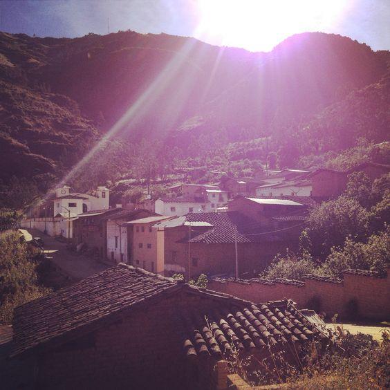 Guzmango. Baño de luz.
