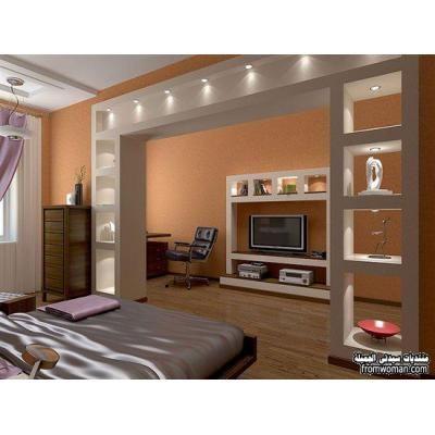 Decoracion en gypsum para su oficina casa departm cielo for Modelos de cielo raso para salas