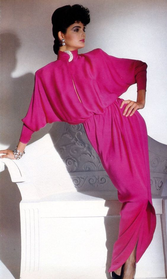 80's Touch … | history of fashion | Pinterest | Models and ...