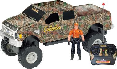 Camo ford and kids toys on pinterest for Cabela s tackle craft catalog