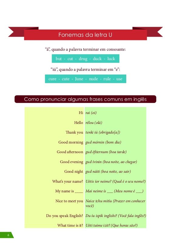 Guia pratico-inglês-dia-a-dia Inglês básico
