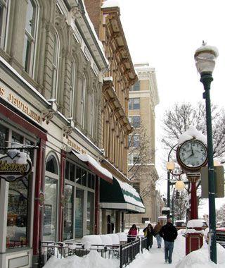 Walla Walla, WA ~ Favorite Getaway...little boutiques, quaint bars, and wine tasting rooms