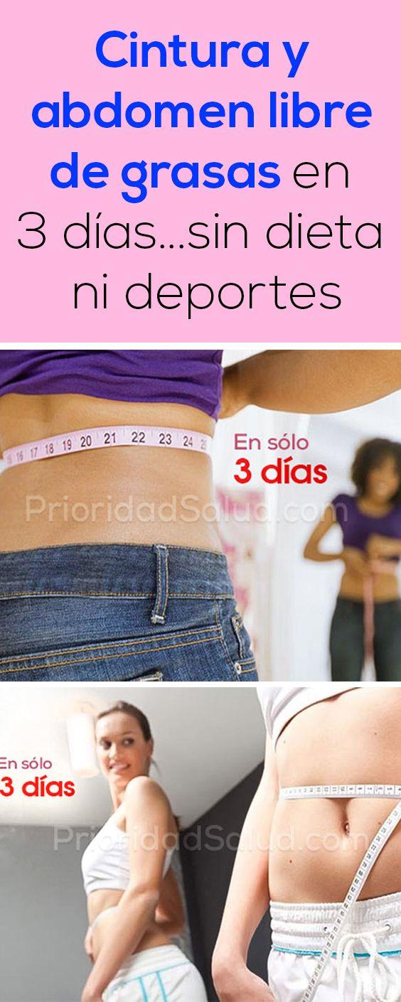Ejercicios y dieta para quemar grasa abdominal