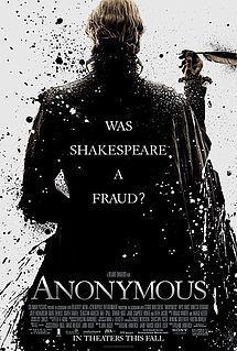 Anonymous (film) - Wikipedia, the free encyclopedia