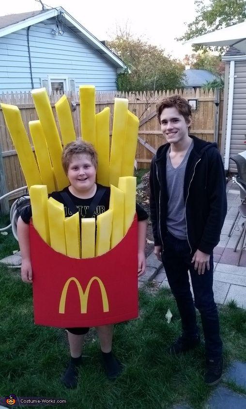 Mcdonalds Halloween Contest 2020 McDonald's Fries   Halloween Costume Contest at Costume Works.